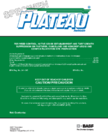 Plateau Label