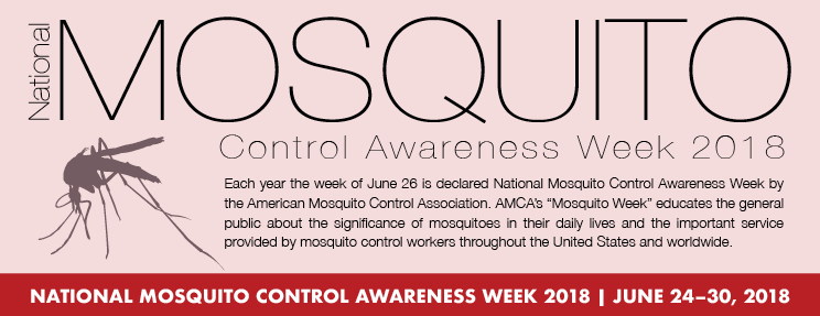National Mosquito Awareness Week