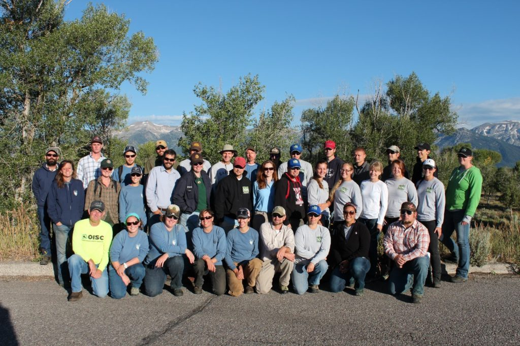 JHWMA - Gros Ventre River Spray Days Team picture