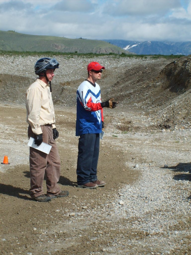 JHWMA - Early Cooperative Efforts Field Work image