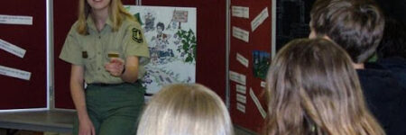 Annual 4th Grade Wildlife Expo persists